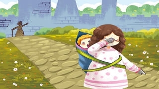 Girl with no Hands - bedtime fairy tale Interactive book by iBigToy