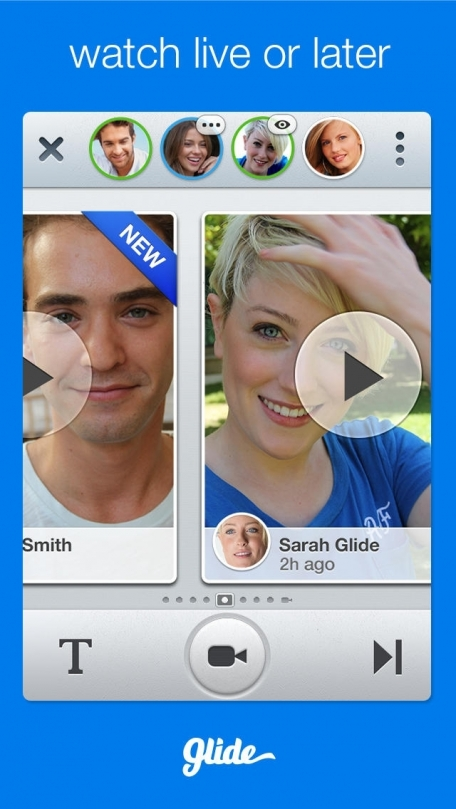 send video download