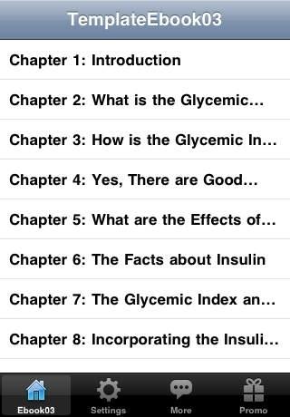 Glycemic 101