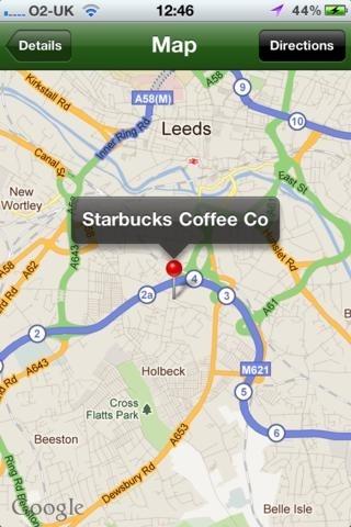 Go Grande - Find your nearest Starbucks