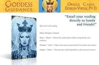 Goddess Guidance Oracle Cards - Doreen Virtue, Ph.D.