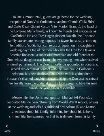 Godfather Movie Trivia