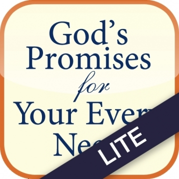 God\'s Promises for Your Every Need Lite: Devotional by Jack Countryman