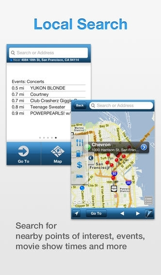 Gokivo GPS Navigator