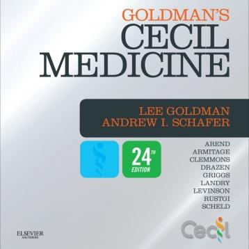 Goldmans Cecil Medicine, 24th edition