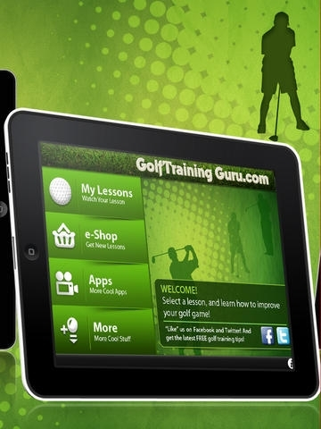Golf Swing Coach PRO - Tips to improve putting, drive, tee-off, time