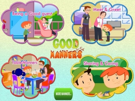 Good Manners for Kids