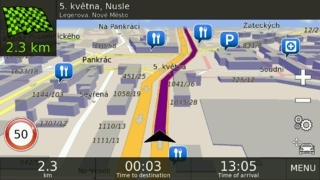 GPS navigation BE-ON-ROAD