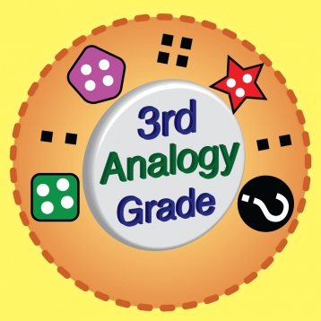Grade 3 Picture Analogy for iPhone and iPod Touch in classroom and home school