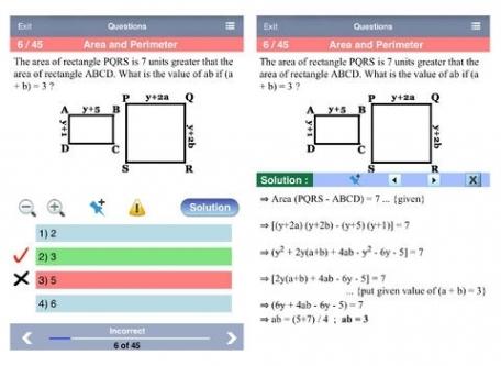 GRE Math Aptitude