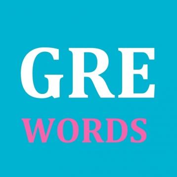 GRE WORDS 800