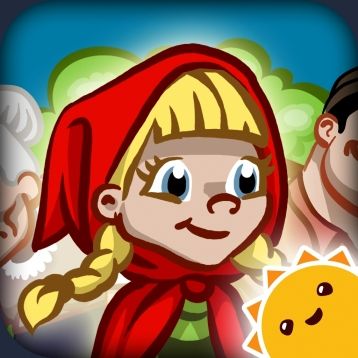 Grimm\'s Red Riding Hood ~ 3D Interactive Pop-up Book