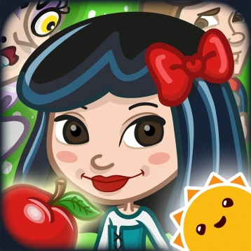 Grimm\'s Snow White ~ 3D Interactive Pop-up Book