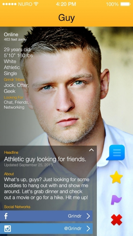 Grindr Xtra - Gay, same sex, bi, social network to chat and meet guys