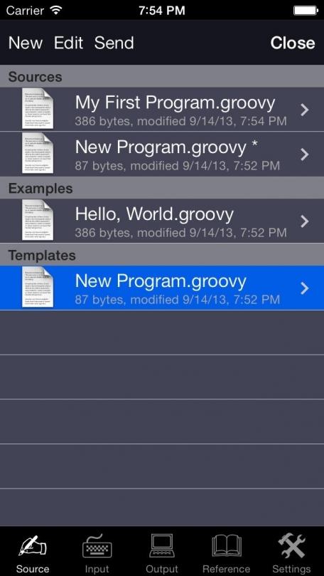 Groovy Programming Language