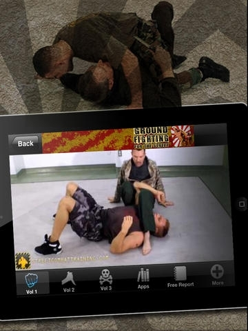 Ground Fighting PRO - Brazilian Jiu Jitsu Sambo