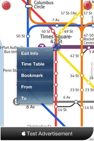 Grounz New York - New York Subway Map
