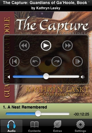 Guardians of Ga'Hoole #1, The Capture (by Kathryn Lasky)