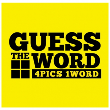 Guess The Word - What\'s the 1 word in these 4 pics?