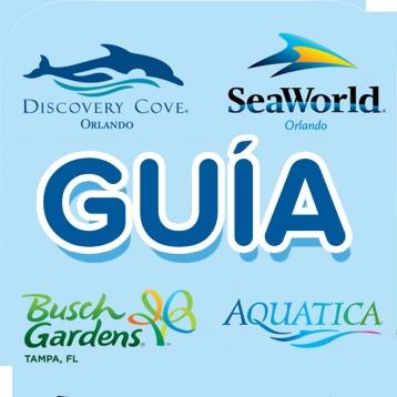 Guia SeaWorld Parks (Español)