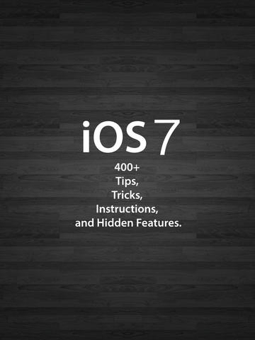 Guide for iOS 7 ®