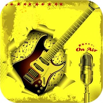 Guitar & Voice Backing Tracks - Compilation 2