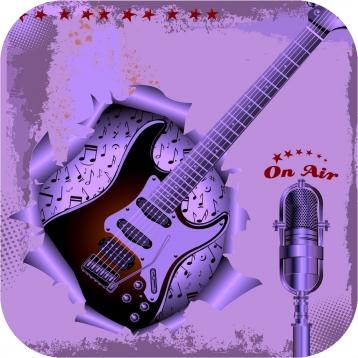 Guitar & Voice Backing Tracks - Compilation 4