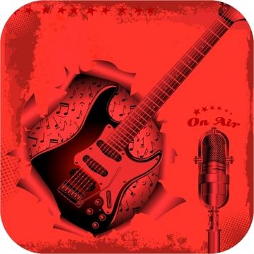 Guitar & Voice Backing Tracks - Compilation 6