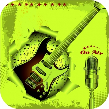 Guitar & Voice Backing Tracks - Compilation 8
