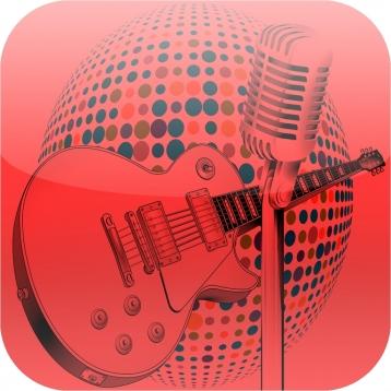Guitar & Voice Backing Tracks - Latino Rock