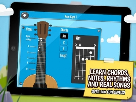 Guitarbots The Ultimate Guitar Learning Game To Play Along Tab