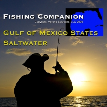 Gulf Saltwater Fishing Companion