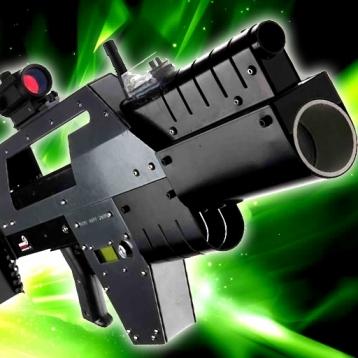 Gun Builder Movie Guns