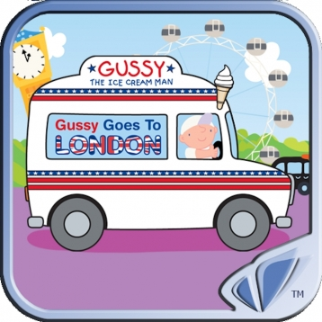 Gussy Goes to London