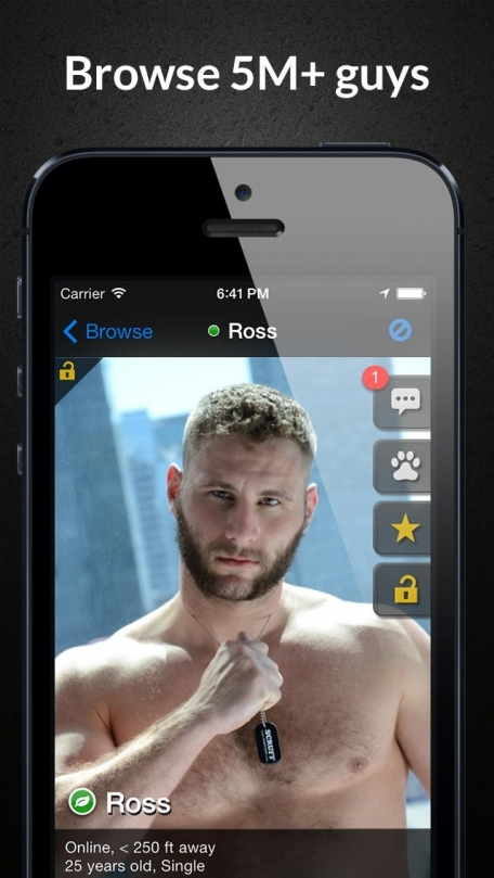 SCRUFF: Gay app for chat, dating, and social networking with guys worldwide