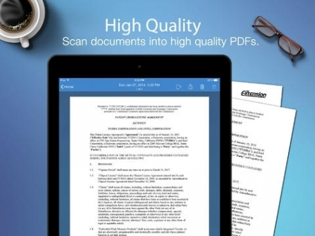 TinyScan - PDF scanner to scan multipage documents