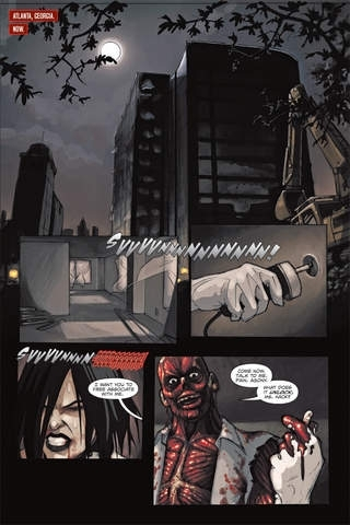 Hack/Slash Comics
