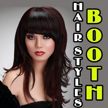 hair styles booth