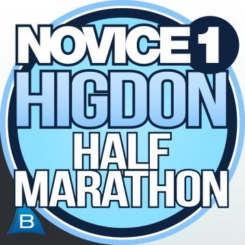 Hal Higdon 1/2 Marathon Training Program - Novice 1