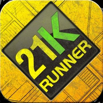 Half Marathon: 21K Runner training, 13.1 mile run trainer