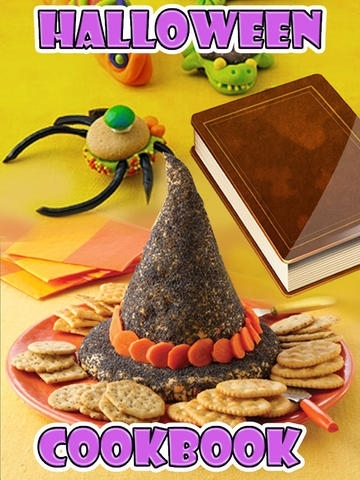 Halloween Cookbook for iPhone5/iPhone4S/iPad