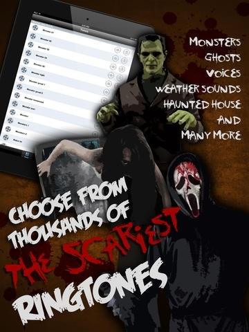 Halloween Scary Ringtones Free