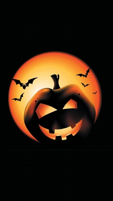 Halloween Wallpapers for iOS 7 Lifestyle App Review (iOS, $0.99 ...