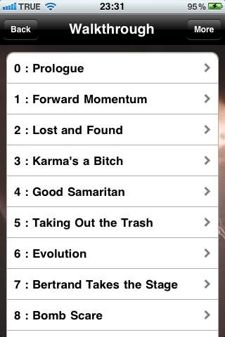 Handy Guide : Infamous 2