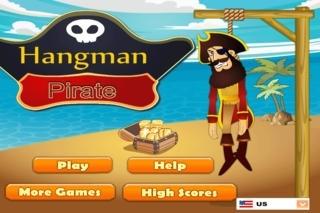 Hangman Pirate
