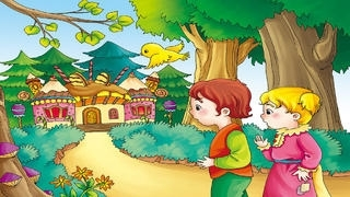 Hansel and Gretel - bedtime fairy tale Interactive Book by iBigToy