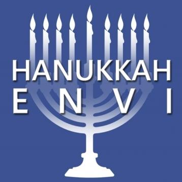 Hanukkah Envi