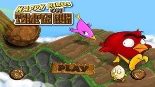 Happy Birds On The Run - Cool Fun Adventure Arcade Game - FREE FOREVER