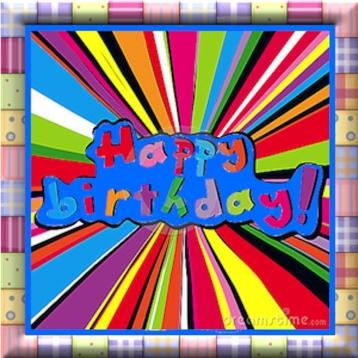 Happy Birthday Sender