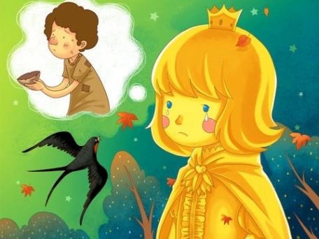 Happy Prince - bedtime story Interactive iBigToy